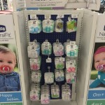 Chicco NaturalFit Display at BAbies R Us