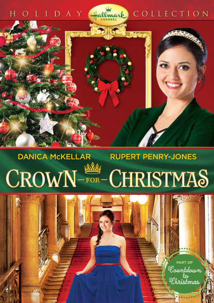 Crown For Christmas DVD-f