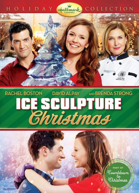 Ice Sculpture Christmas DVD-f