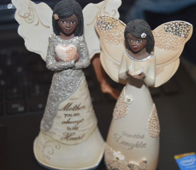 Ebony Ornaments from Pavilion Gift