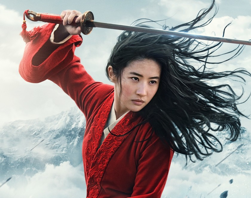 Disney Mulan Available to Own Plus Digital Code Giveaway