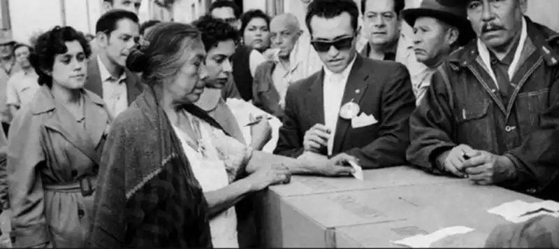 México fue el quinto país en Latinoamérica en permitir el voto a mujeres
