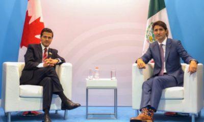 Justin Trudeau visitará México