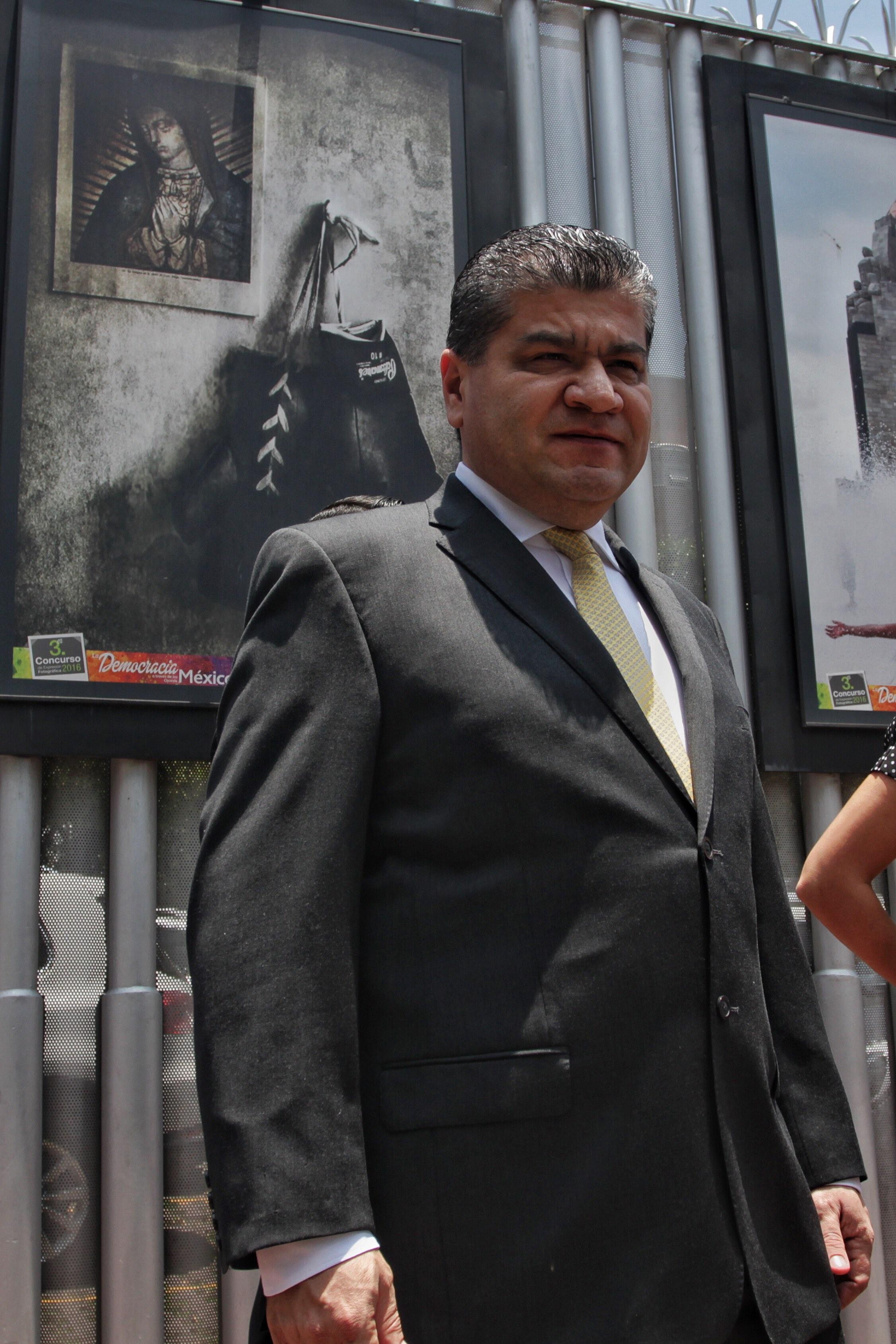Miguel Riquelme, gobernador de Coahuila