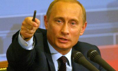 Vladimir Putin y su supuesta casa millonaria