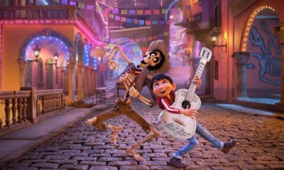 Coco, la nueva película de Pixar