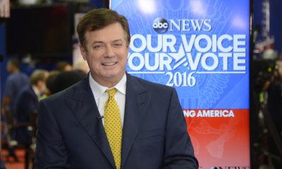 Paul Manafort, ex director de campaña de Trump, se entrega al FBI por el rusiagate