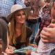 Paris Hilton visita a damnificados en Xochimilco