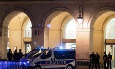 Atropellan a tres jóvenes en Francia