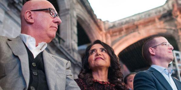El Frente se reúne con Miguel Ángel Mancera