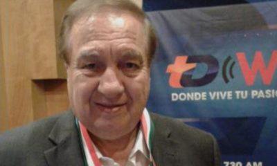 Fallece el cronista deportivo Jorge 'Che' Ventura