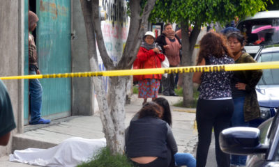 Inseguridad en la Ciudad de México