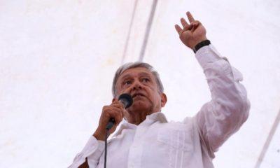 """""""La tercera es la vencida"""": AMLO; registra precandidatura 12/D"""