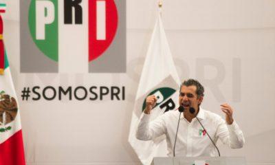 PRI lanza convocatoria; el 18 de febrero, el candidato