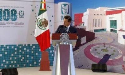 Peña Nieto dijo que este es el sexenio del empleo