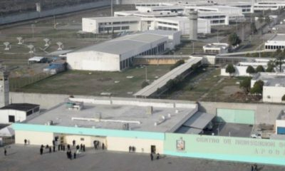 Reportan riña en Penal de Apodaca