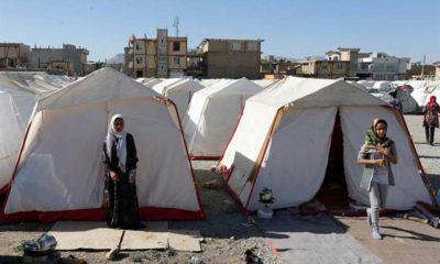 Sube a 530 el número de muertos por sismo entre Irán e Irak