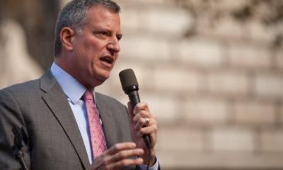 Bill de Blasio vuelve a ganar las elecciones en Nueva York