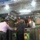 Ingresan al Metro Allende con féretro