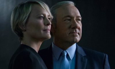 Netflix retomará House of Cards, sin Kevin Spacey