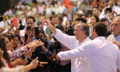 José Antonio Meade precandidato del PRI a la Presidencia