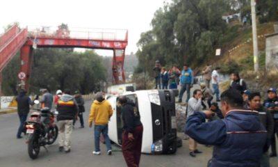 Semovi sanciona a ruta que causó accidente