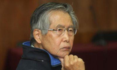 Alberto Fujimori iniciará proceso penal