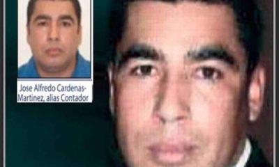El Contador fue capturado por elementos de las Fuerzas Armadas