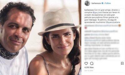 Karla Souza instagram