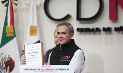Miguel Ángel Mancera negó que la SSP estuviera en crisis