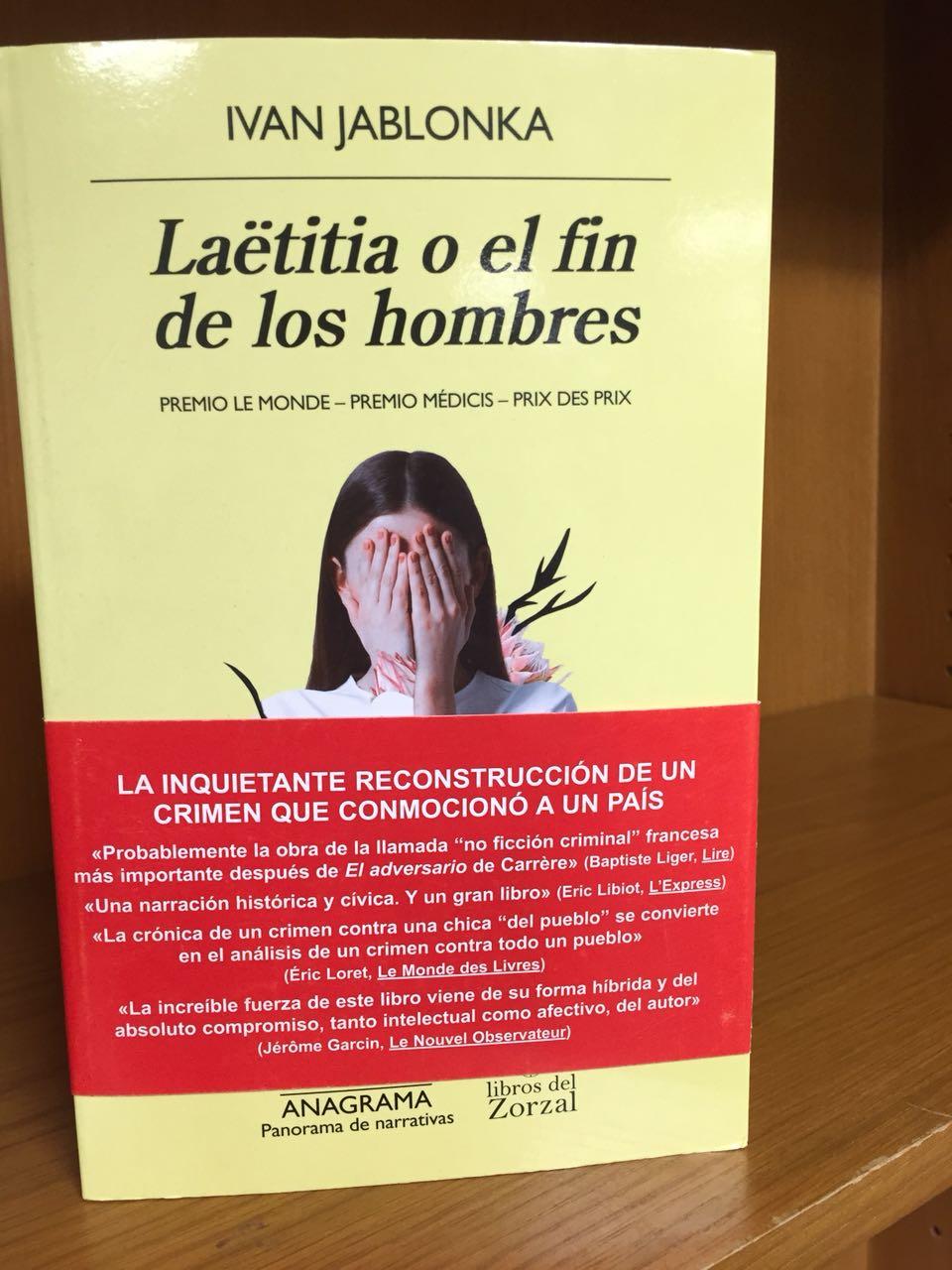 Un feminicidio en Francia