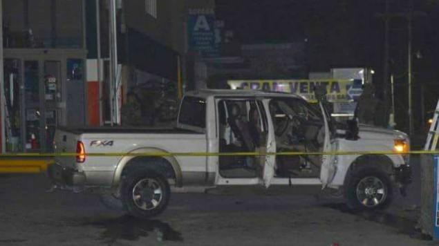 Balacera en Tamaulipas deja una familia muerta
