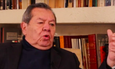 Porfirio Muñoz Ledo habla sobre la democracia en México