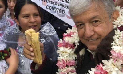 Andrés Manuel López Obrador habla sobre Anaya