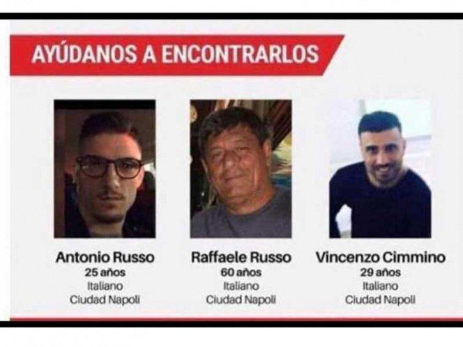 Italianos desaparecidos