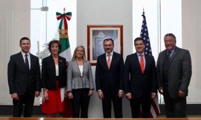 Luis Videgaray y la Secretaria de Seguridad