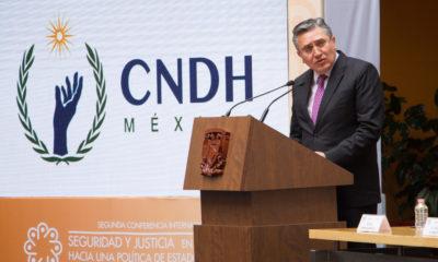 CNDH Ley de Seguridad Interior