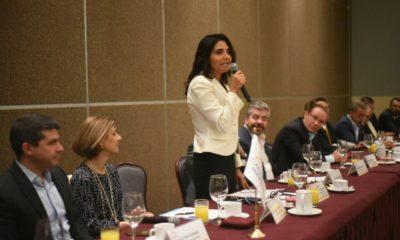 Alejandra Barrales habla sobre presunta complicidad entre AMLO y Meade