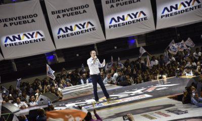 Ricardo Anaya, el que más gastos de campaña ha presentado