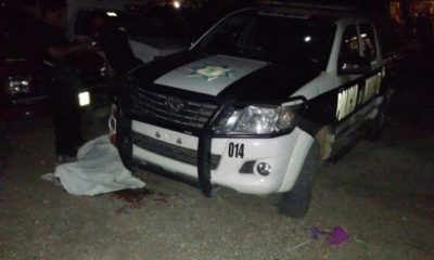 Chilapa, asesinato de policía