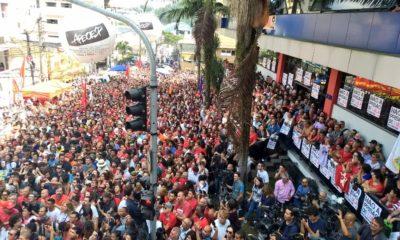 Lula Da Silva se entrega a la policía