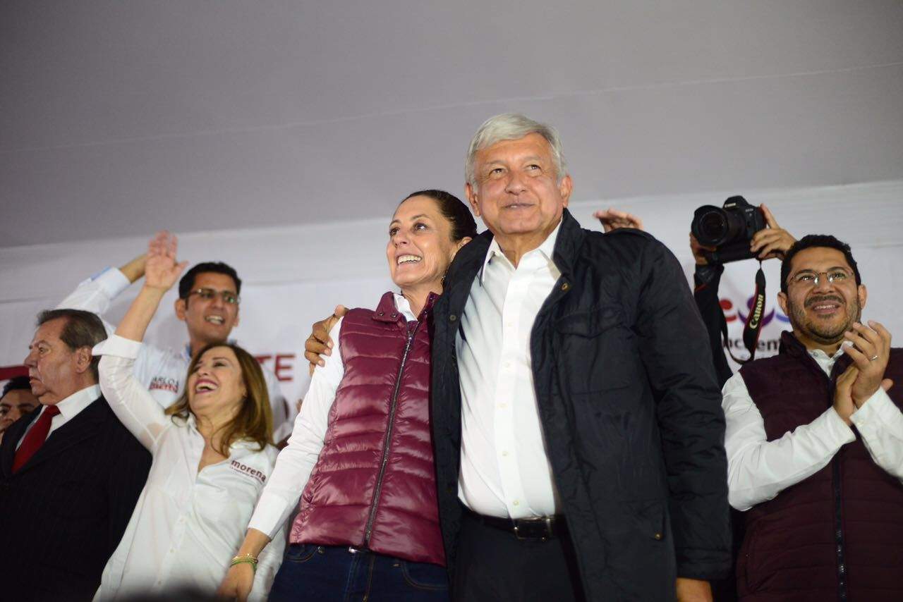 AMLO Coyoacán