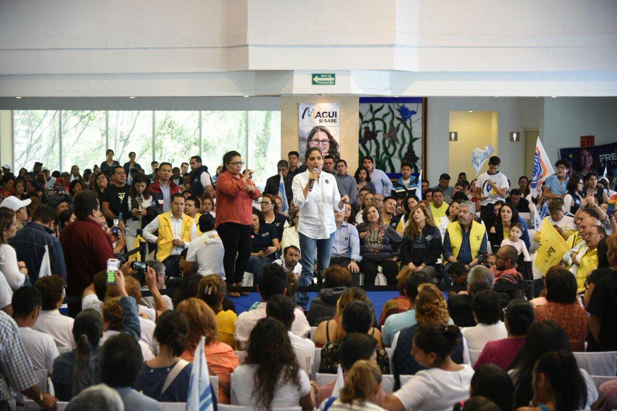 Alejandra Barrales critica opacidad en caso Rébsamen