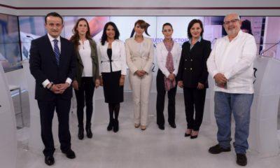 Candidatos a la jefatura de gobierno de la CDMX