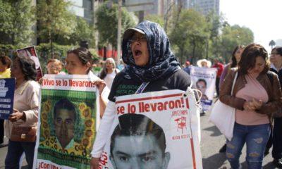 Día de las Madrs por desaparecidos