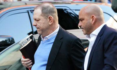 Harvey Wenstein formalmente acusado
