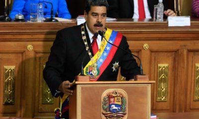 Maduro toma posesión en Venezuela