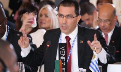 Canciller de Venezuela en la OEA