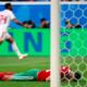 Irán ganas Marruecos con autogol