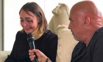 Elisa Vicedo denuncia por violación a actor